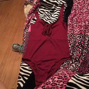 Kendall & Kylie bodysuit